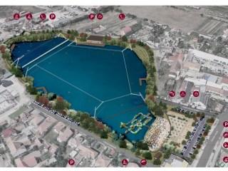 Primăria Sibiua acceptatîncetarea contractului pentru amenajarea Lacului lui Binder pentru sport și agrement, înainte de finalizare
