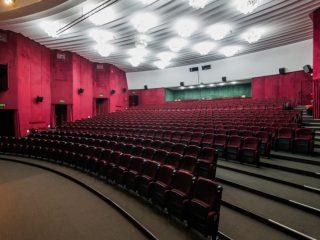"""Programul cinema la Centrul Cultural """"Ion Besoiu"""" Sibiu"""