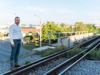 """Adrian Bibu despre centura Sud și trenul periurban: """"Când vom înțelege că problemele vecinilor sunt și ale noastre lucrurile se vor mișca!"""" (P.E.)"""