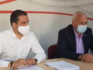 Banii de la Guvern, împărțiți pe criterii politice, acuză PSD Sibiu | VIDEO