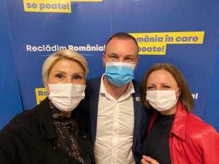 Noua HARTĂ POLITICĂ a județului Sibiu!