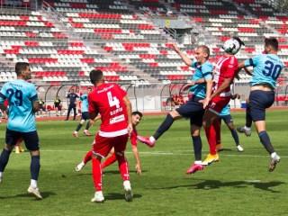 AFC Hermannstadt întâlnește astăzi UTA Arad, în etapa a VII-a a Ligii 1