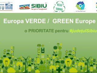 Consiliul Județean Sibiu la Săptămâna Europeană a Regiunilor și Orașelor