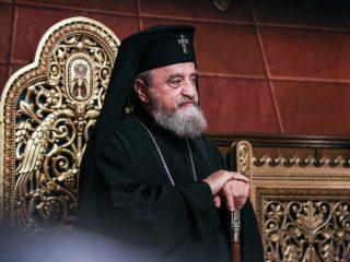 Mitropolitul Laurențiu Streza, sărbătorit astăzi la împlinirea vârstei de 73 de ani