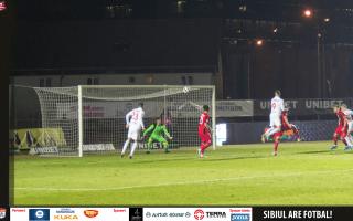 AFC Hermannstadt întâlnește astăzi Astra Giurgiu