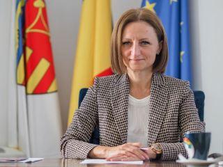 Noul Spital Județean de Urgență Sibiu a mai trecut de o etapă importantă