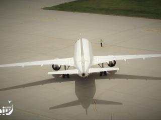 1,7 milioane de euro pentru companiile aeriene care operează pe Aeroportul Internațional Sibiu