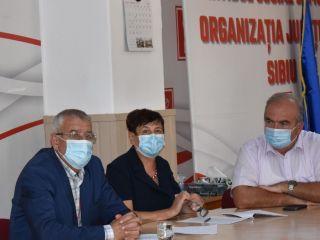 PSD Sibiu: Bugetul de stat, pușculiță de campanie pentru PNL