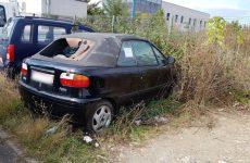 Continuă ridicarea mașinilor abandonate și fără stăpân