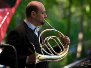FOTO: Vedetă inedită a concertului de joi de la Filarmonica Sibiu