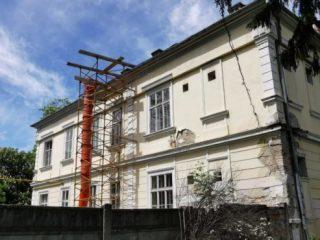 FOTO: Un nou șantier deschis la Spitalul Județean