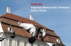 Expozițiile Muzeului Național Brukenthal vor fi închise de Rusalii