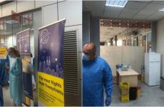 Centru de vaccinare anti-Covid, deschis la Aeroportul Cluj. Pasagerii, imunizați cu o singură doză. FOTO/VIDEO