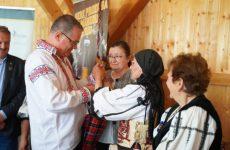 FOTO: Ministrul Agriculturii în dialog cu primarii și producătorii locali din județ