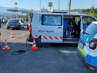 FOTO: ATENȚIE ȘOFERI! Poliția a scos forțele pe sosele