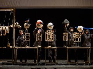 Harap Alb se vede pentru ultima dată în acest an, la Teatrul Gong