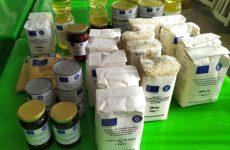 O nouă tranșă de produsele alimentare va fi distribuită persoanelor defavorizate din municipiul Sibiu