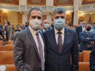 Bogdan Trif: Guvernul Cîțu a căzut! 281 de parlamentari, în numele a milioane de români, l-au trimis acasă. Am spus STOP sărăciei, scumpirilor și penalilor!