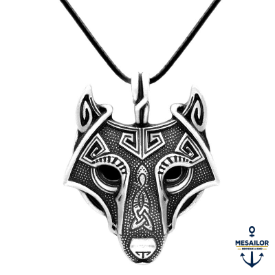 collier-viking-loup-fenrir-mesailor