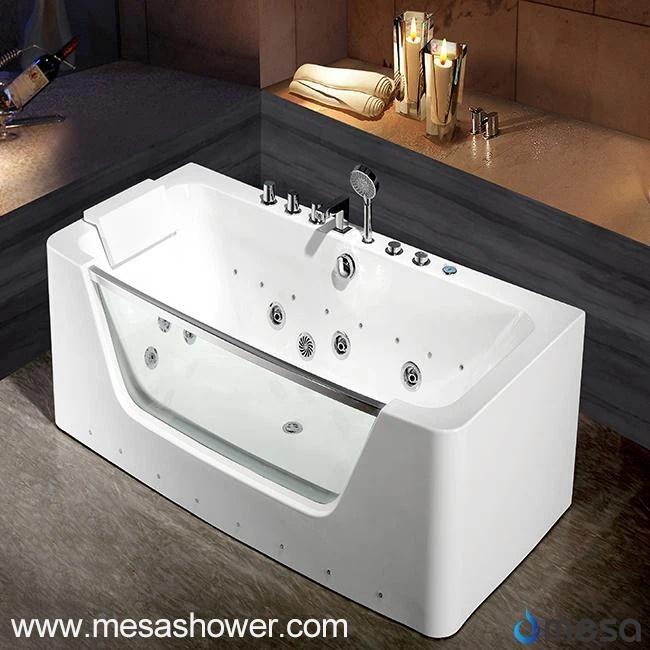 China Latest New Modern Design Luxury Hot Tub Whirlpool