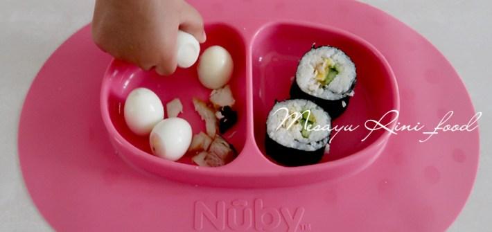 Cover Mpasi Sushi Ikan Tenggiri