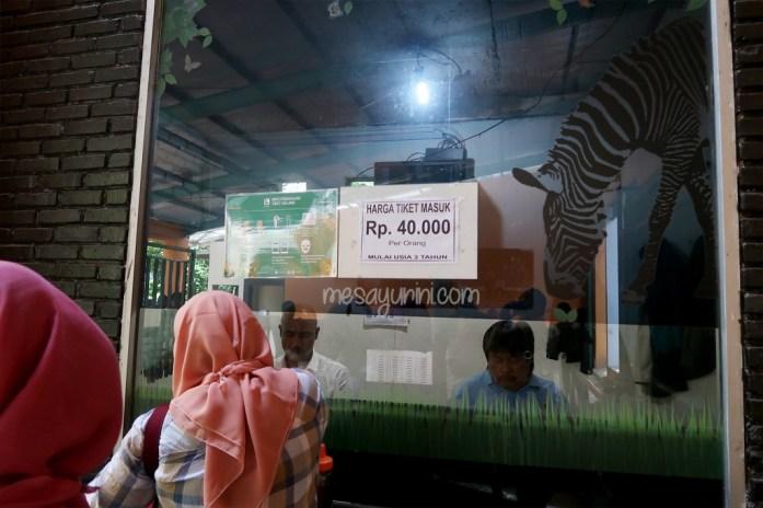 Biaya Masuk Zoo