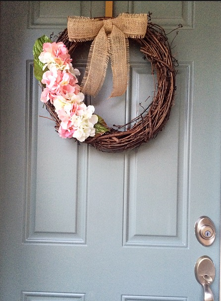 wreathondoor