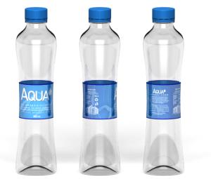 desain unik botol