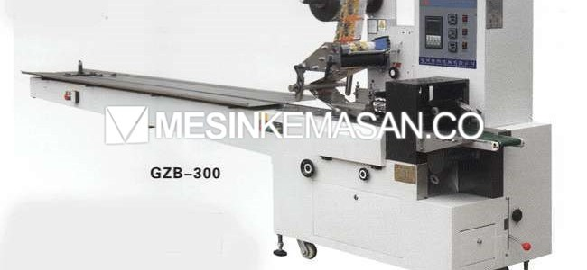 MESIN PACKING HORIZONTAL (50-300 BUNGKUS/MENIT)