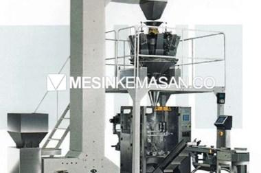 Mesin Packing Vertikal untuk Industri Rumahan sampai Menengah