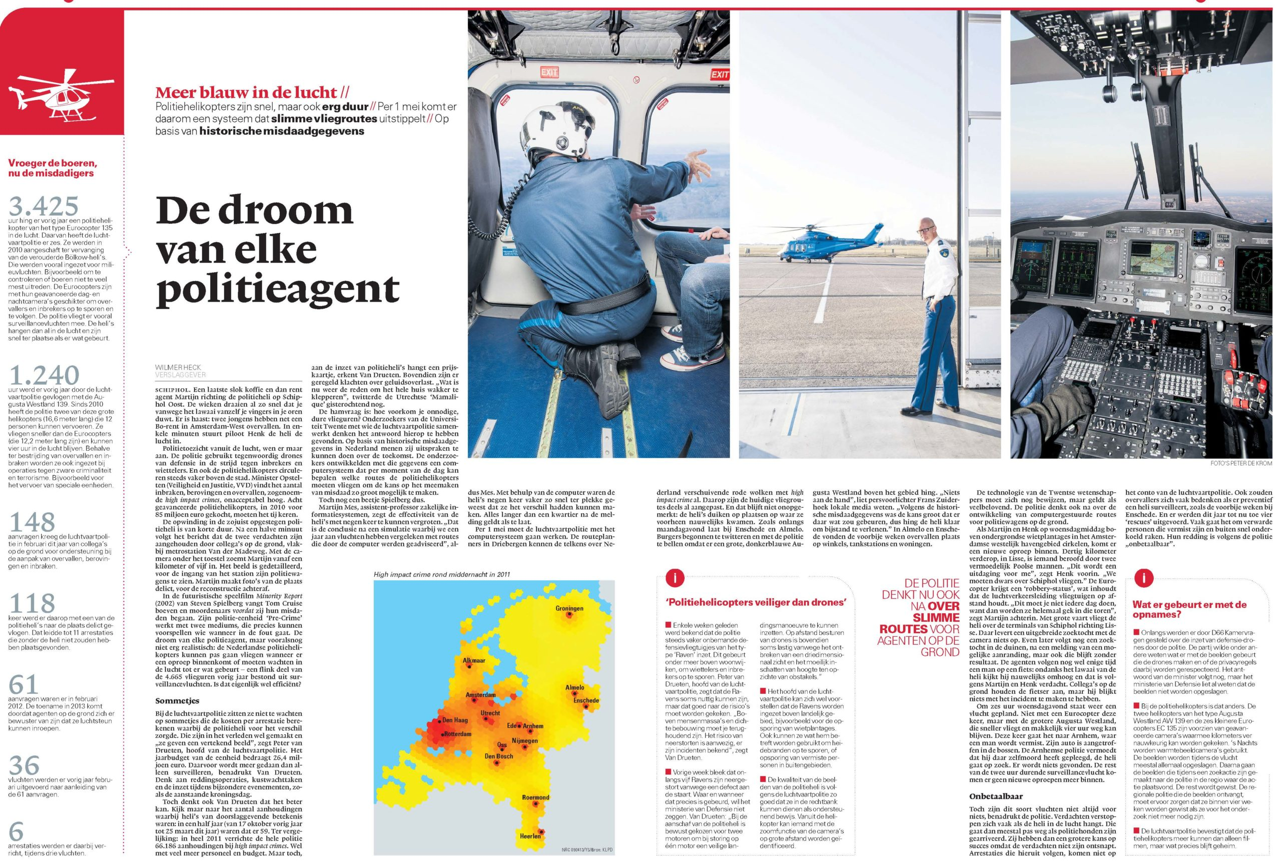 Collaboration with the Aviation Police: Interview NRC Next