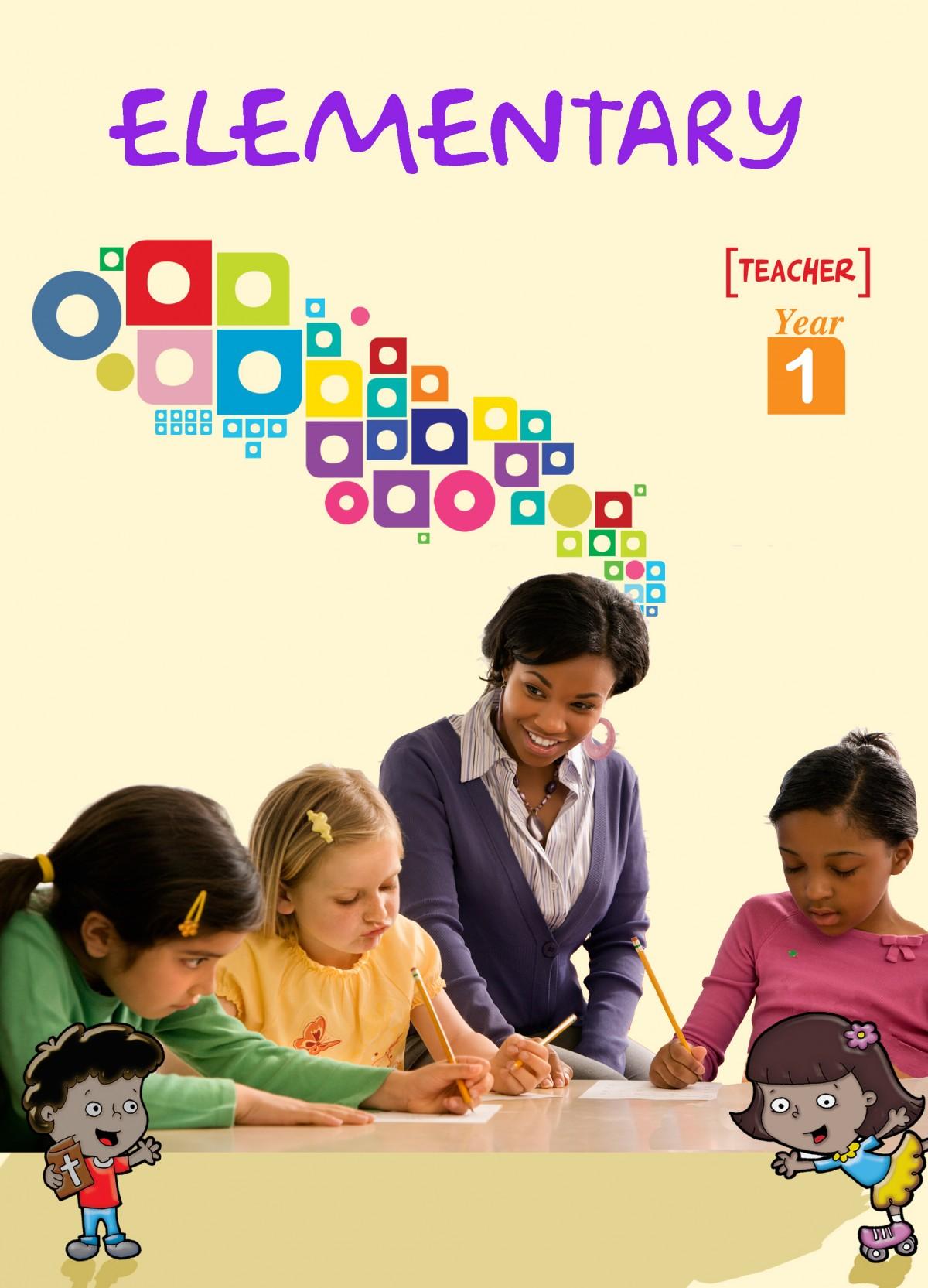Elementary Sunday School Teacher S Guide Year 1