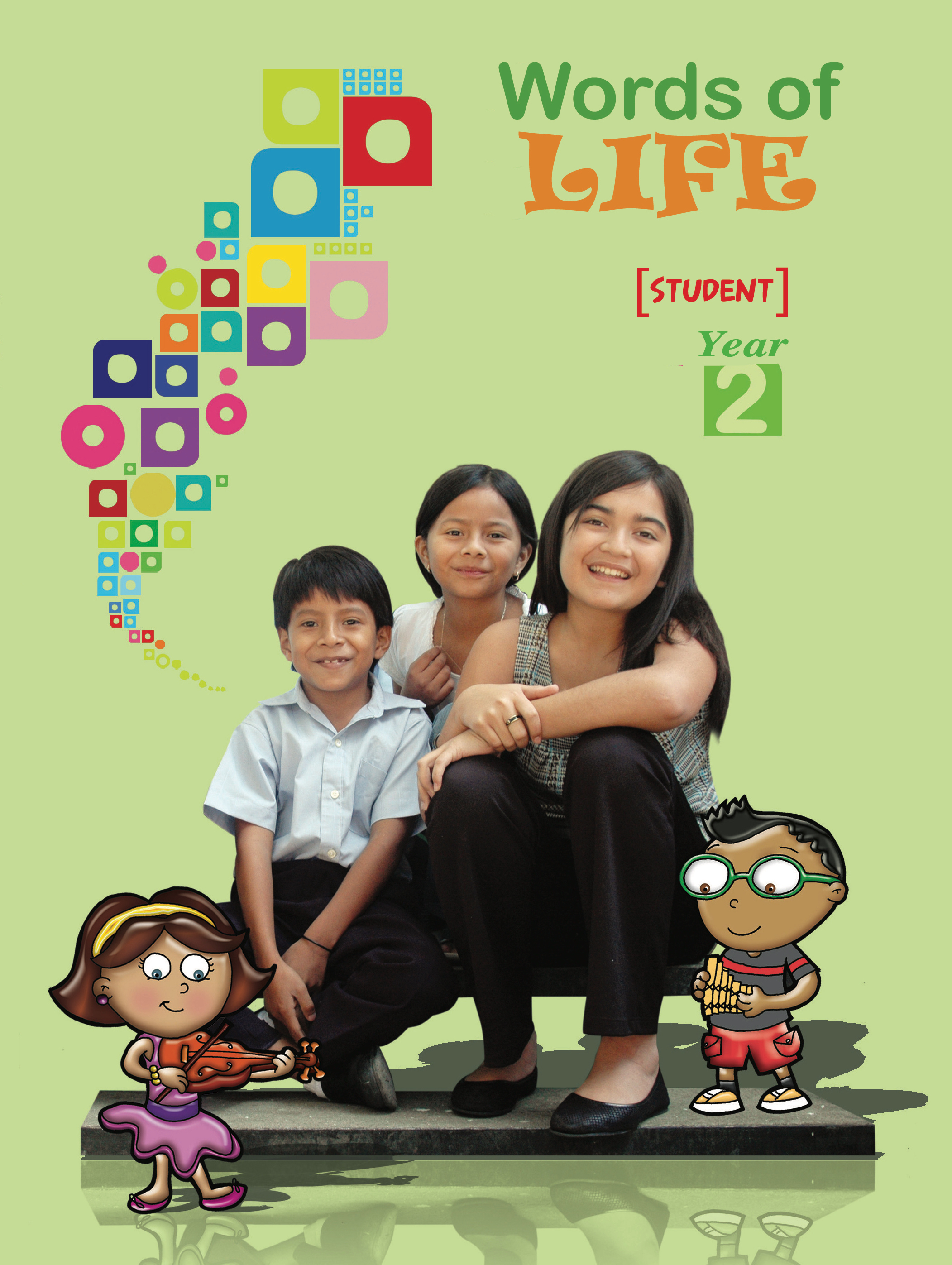 Words Of Life Sunday School Activity Worksheets For Pre