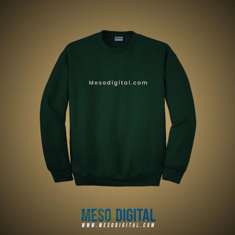 Download Mockup Sweater Photosop Serta Cara Menggunakannya