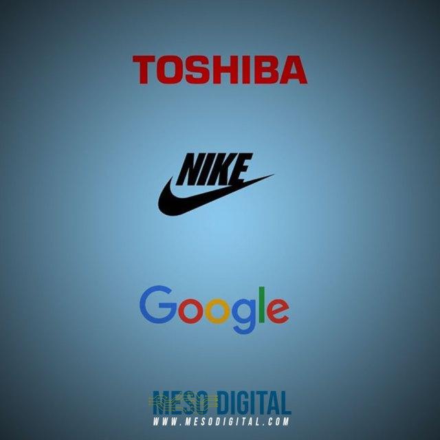 Font yang Digunakan di Merk atau Logo Ternama