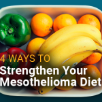 4 ways to strengthen your mesothelioma diet mesotheliomaguidebowl of fruits and vegetables with text 4 ways to strengthen your mesothelioma diet