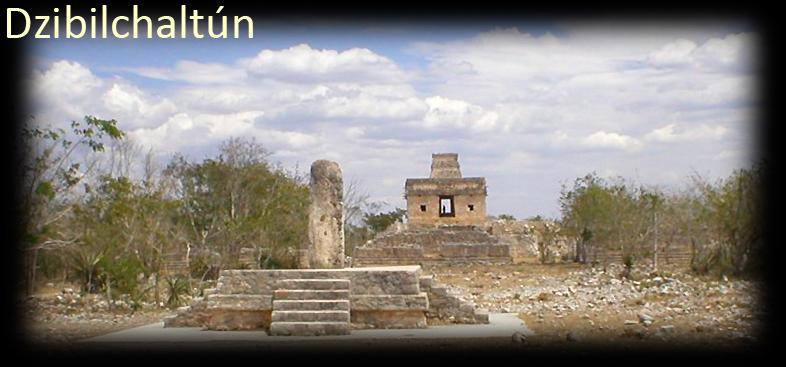 Mesoamerican Photo Archives Dzibilchaltun