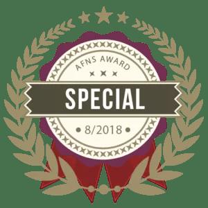 AFSN award Special 2018