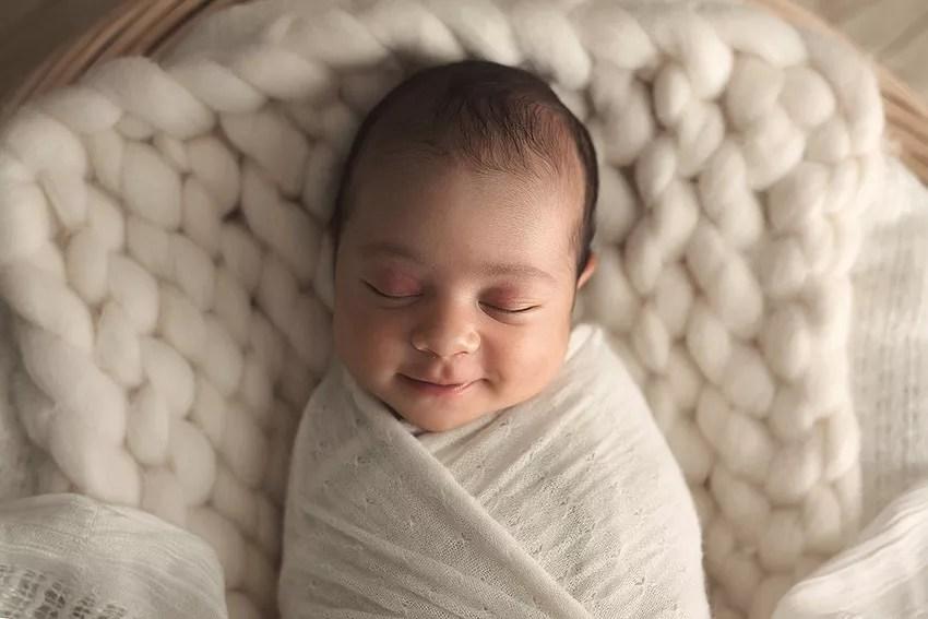 portrait nouveau né photo naissance paris