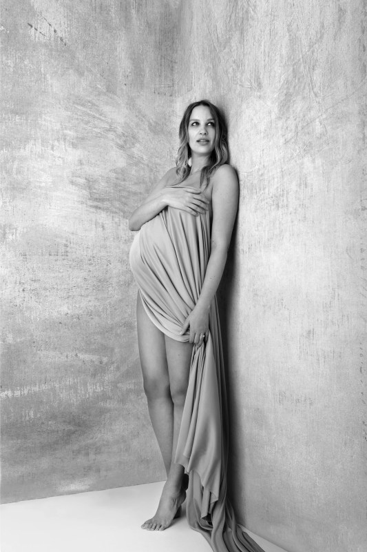 photo de grossesse style vanity fair vogue maternity