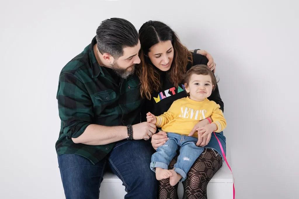 photo de famille style streetwear