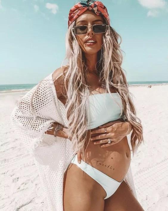 kelsey Floyd bikini