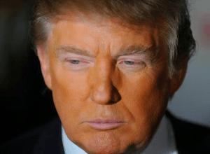 Définitivement trop orange.