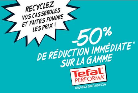 50 de reduction immediate