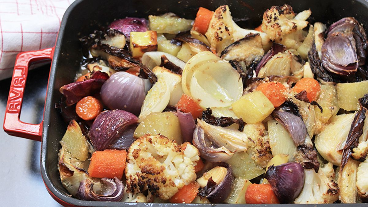 legumes d hiver gratines au four legers et delicieux recettes faciles