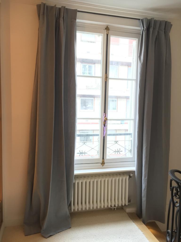 rideau radiateur rideaux raccourcis