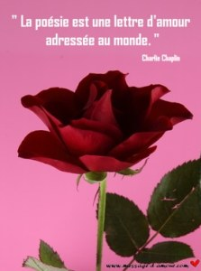 poeme d'amour