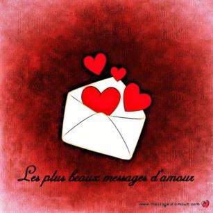 les plus beaux messages d'amour