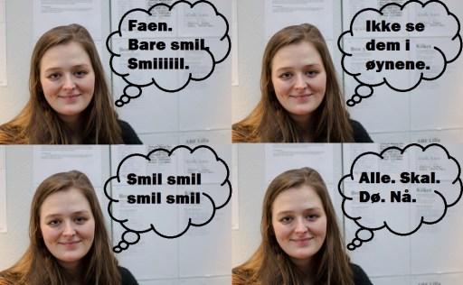 Bare smil