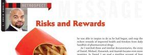 Risks and Rewards